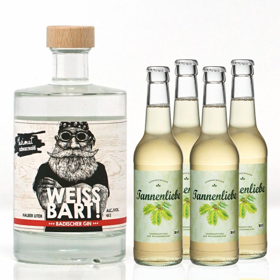 Das Set Weissbart Meets Schwarzwalder Tannenliebe Heimat Schwarzwald